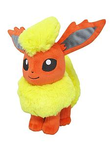 "Pokemon All Star Collection Plush: Flareon (7"")"
