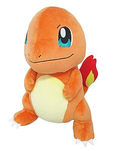 "Pokemon All Star Collection Plush: Charmander (11.5"")"