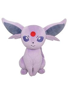 "Pokemon All Star Collection Plush: Espeon (7"")"