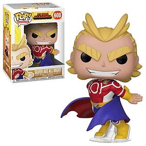 Pop! Animation My Hero Academia Vinyl Figure All Might (Silver Age)