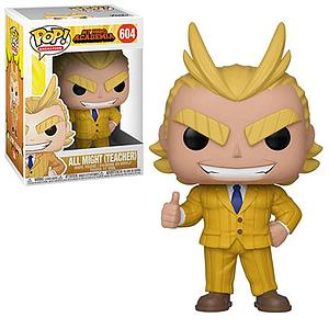 Pop! Animation My Hero Academia Vinyl Figure All Might (Teacher)
