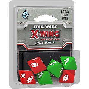 Star Wars: X-Wing Miniatures Game: Dice Pack