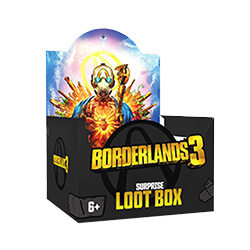 Borderlands 3 - Weapons Blind Loot (Cancelled)