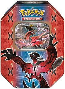 Pokemon Best of Tins: Yveltal EX