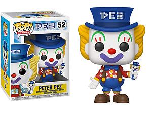 Pop! Ad Icons Pez Vinyl Figure Peter Pez #52