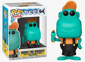 Pop! Ad Icons Pez Vinyl Figure Mimic the Monkey #64
