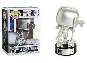 Pop! Icons MTV Vinyl Figure MTV Moon Person #18