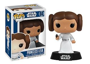 Pop! Star Wars Vinyl Bobble-Head Princess Leia #04