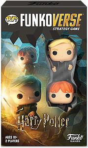 Pop! Funkoverse Strategy Game Harry Potter 101 2-Pack