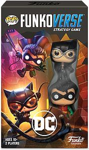 Pop! Funkoverse Strategy Game DC 101 2-Pack