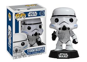 Pop! Star Wars Vinyl Bobble-Head Stormtrooper #05