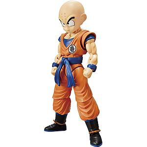 Dragon Ball Z Plastic Model Kit: Krillin
