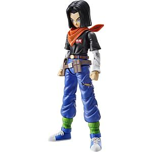 Dragon Ball Z Plastic Model Kit: Android No. 17