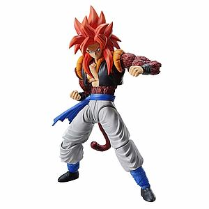 Dragon Ball Z Plastic Model Kit: Super Saiyan 4 Gogeta
