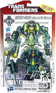 Transformers Generations Deluxe Class: Mini-Con Assault Team