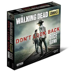 "The Walking Dead ""Don't Look Back"" Competitive Dice Game"