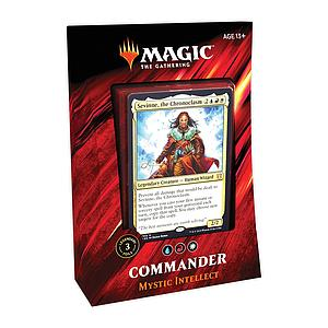 Magic the Gathering: Commander 2019 - Mystic Intellect