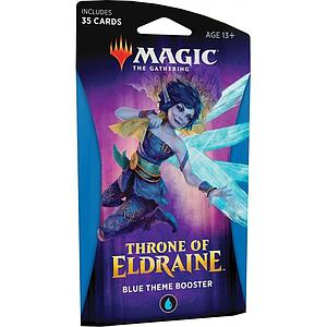 Magic the Gathering: Throne of Eldraine Theme Booster - Blue