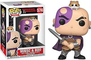 Pop! Games Dungeons & Dragons Vinyl Figure Minsc & Boo