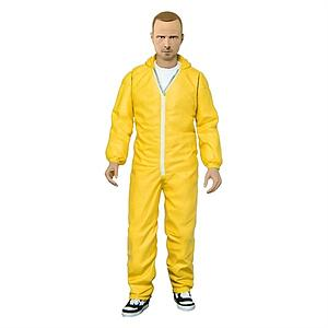 Toys Breaking Bad 6 Inch: Jesse Pinkman Yellow Hazmat Suit