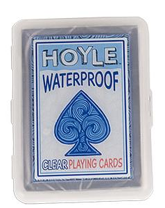 Playing Cards: Hoyle Clear Waterproof