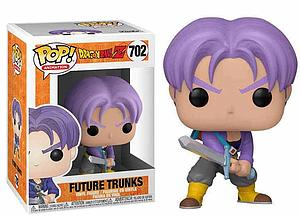Pop! Animation Dragon Ball Z Vinyl Figure Future Trunks #702