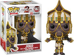 Pop! Games Guild Wars 2 Vinyl Figure Palawa Ignacious Joko