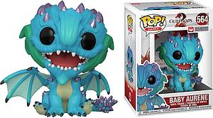 Pop! Games Guild Wars 2 Vinyl Figure Baby Aurene