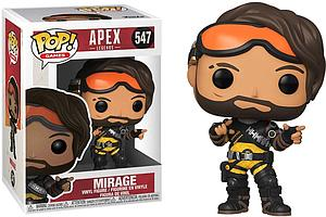 Pop! Games Apex Legends Vinyl Figure Mirage