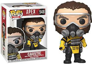 Pop! Games Apex Legends Vinyl Figure Caustic