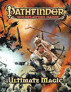 Pathfinder Role-Playing Game: Ultimate Magic (Hardcover)