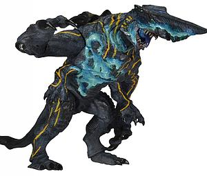 "Pacific Rim 7"" Series 3: Kaiju Knifehead Battle Damage"