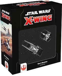 Star Wars: X-Wing Second Edition - Saw's Renegades Expansion Pack