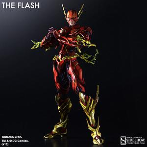 DC Comics Variant 8 Inch Play Arts Kai Series - Flash