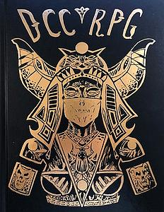 Dungeon Crawl Classics: RPG Egyptian (Lich Edition)