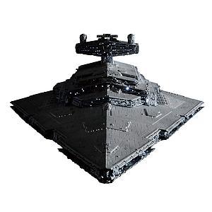 Star Wars 1/5000 Scale Model Kit: Star Destroyer (Lighting Model) First Production Limited