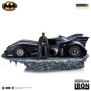 Batman & Batmobile Deluxe