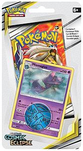 Pokemon Trading Card Game: Sun & Moon (SM12) Cosmic Eclipse Checklane Blister Pack -  A