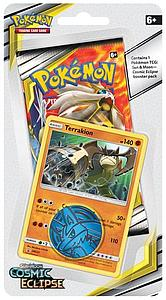 Pokemon Trading Card Game: Sun & Moon (SM12) Cosmic Eclipse Checklane Blister Pack - B