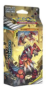 Pokemon Trading Card Game: Sun & Moon (SM12) Cosmic Eclipse Theme Deck -  A