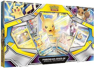 Pokemon Trading Card Game: Pikachu-GX & Eevee-GX Special Collection