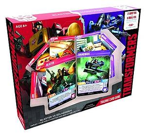 TransformersTrading Card Game: Blaster vs Soundwave 2-Deck