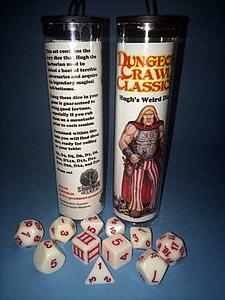 Dungeon Crawl Classics: Hugh's Weird Dice