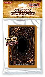 YuGiOh! Card Sleeves 50 Pack Small Size: Card Sleeves