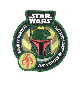 Pop! Patches Star Wars Boba Fett Patch Smuggler's Bounty Exclusive