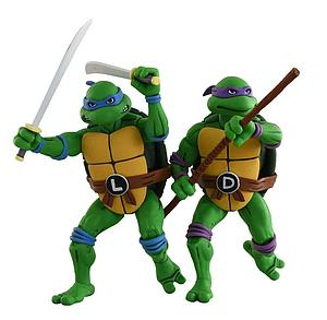 Teenage Mutant Ninja Turtles: Leonardo & Donatello (2-Pack)