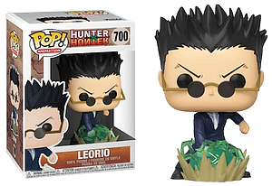 Pop! Animation Hunter x Hunter Vinyl Figure Leorio