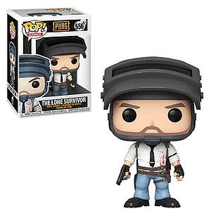 Pop! Games PlayerUnknown's Battlegrounds Vinyl Figure Lone Survivor