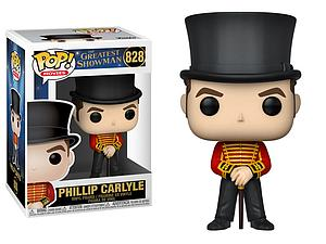 Pop! Movies The Greatest Showman Vinyl Figure Phillip Carlyle #828