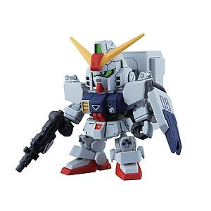 Gundam SD Gundam Cross Silhouette Model Kit: #11 Gundam Ground Type